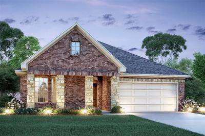 Tomball Single Family Home For Sale: 122 Covington Court