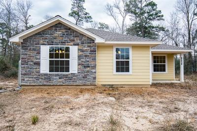 New Caney Single Family Home For Sale: 19801 19801 Forest Dr West Drive W