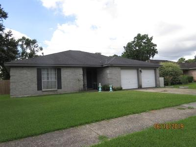 Humble Single Family Home For Sale: 7434 Blanco Pines Drive