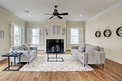 Houston Single Family Home For Sale: 2722 Beauchamp Street