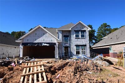 Kingwood Single Family Home For Sale: 26014 Hastings Ridge Lane