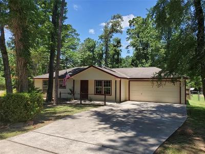 Conroe Single Family Home For Sale: 10443 Royal York Drive