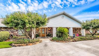 Baytown Single Family Home For Sale: 706 Sharon Lane