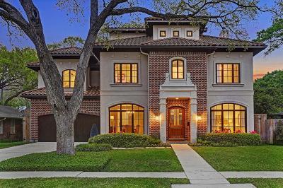 Houston Single Family Home For Sale: 4008 Sul Ross Street
