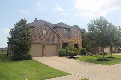 Rosenberg Single Family Home For Sale: 7915 Lake Commons Drive