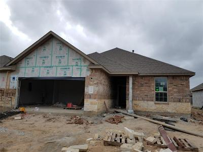 Katy TX Single Family Home For Sale: $272,990