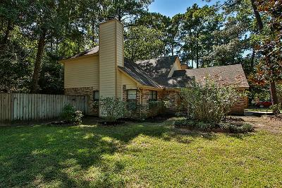 The Woodlands Single Family Home For Sale: 10 S High Oaks Circle