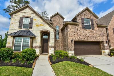 Spring Single Family Home For Sale: 22203 22203 Alder Bend Ln Lane
