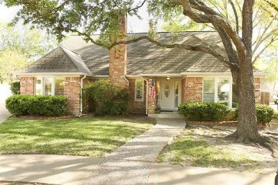 Houston Single Family Home For Sale: 1711 Beech Bend Drive