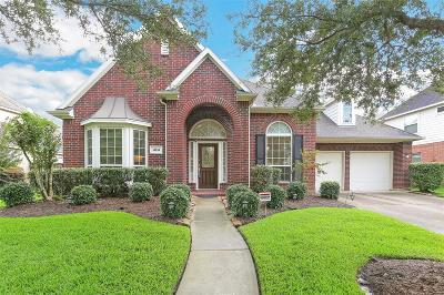 Humble Single Family Home For Sale: 14514 Mist Creek Lane