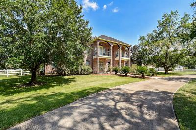 Rosharon Single Family Home For Sale: 4226 Tankersley Circle