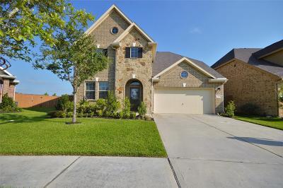 League City Single Family Home For Sale: 2803 Bottiglia Way