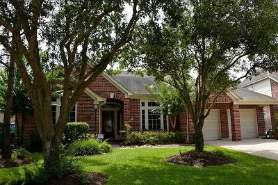 Dickinson, Friendswood Rental For Rent: 3129 Red Maple Drive