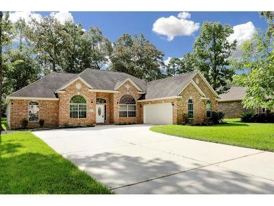 Magnolia Single Family Home For Sale: 1018 Box Elder Drive