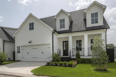 Houston Single Family Home For Sale: 2809 Old Pecan Grove Lane