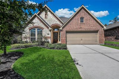 Montgomery Single Family Home For Sale: 220 Forest Peak Way