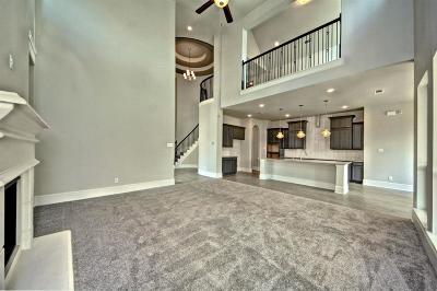Rosenberg Single Family Home For Sale: 5910 Nickel Bend Lane