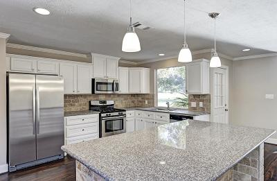 Jersey Village Single Family Home For Sale: 15633 Elwood Drive