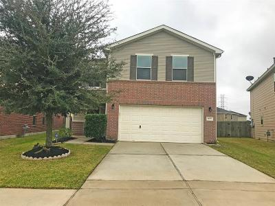 Single Family Home For Sale: 18707 Mesquite Bend Lane