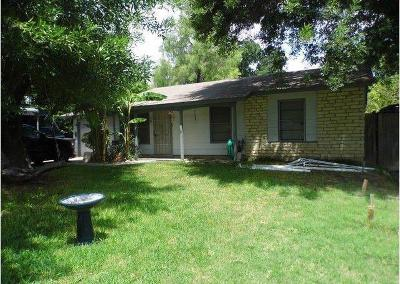 San Antonio Single Family Home For Sale: 8323 White Oak