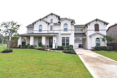 Cypress Single Family Home For Sale: 16615 Harbor Falls Drive