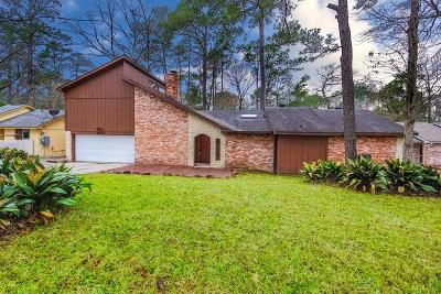 Spring Single Family Home For Sale: 25815 Timber Lakes Drive