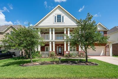 Tomball Single Family Home For Sale: 8307 Palmetta Spring Drive