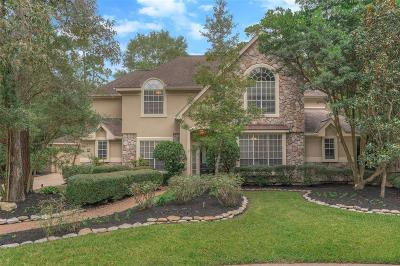 The Woodlands Single Family Home For Sale: 6 W Misty Morning Trace