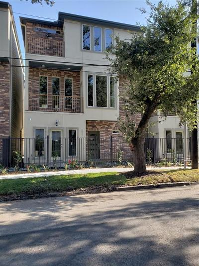 Condo/Townhouse For Sale: 4833 Chenevert Street