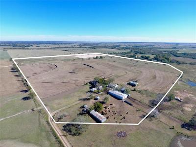 Lavaca County Country Home/Acreage For Sale: Tract 1 Cr 532g