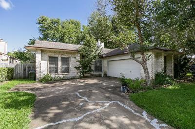 Sugar Land Single Family Home For Sale: 2123 Echo Ridge