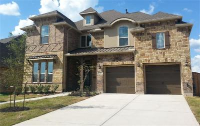 Kingwood Single Family Home For Sale: 3331 Sterling Breeze