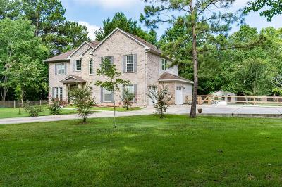 Huffman Single Family Home For Sale: 29702 Lake Commons Way