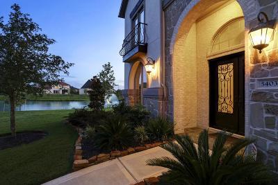 Fulshear Single Family Home For Sale: 5403 Fleming Rock Lane