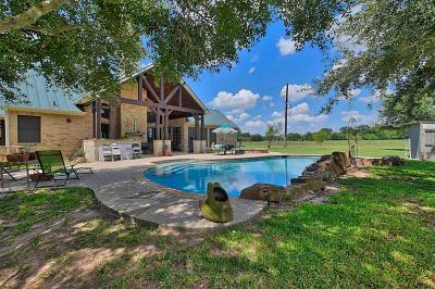 Fort Bend County Farm & Ranch For Sale: 10155 Fm 2759 Road
