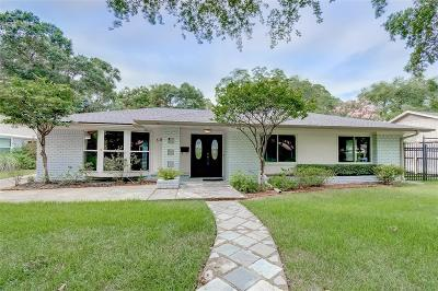 Houston Single Family Home For Sale: 5620 Flack Drive Drive