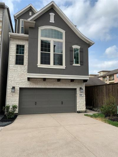 Houston Single Family Home For Sale: 11902 Stirling Row Lane