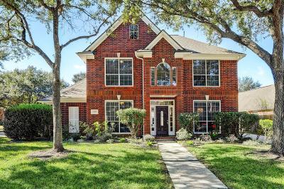 League City Single Family Home For Sale: 2217 Fair Pointe Drive