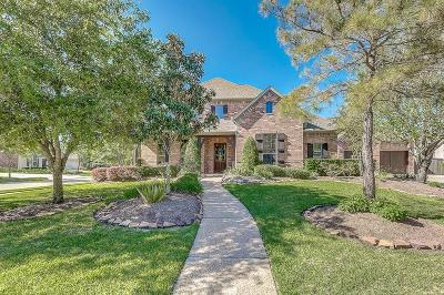 Katy Single Family Home For Sale: 8510 Madrone Meadow