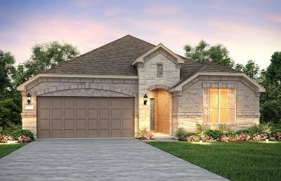 Tomball Single Family Home For Sale: 15406 Pocket Oaks Trail