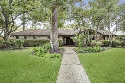 Harris County Single Family Home For Sale: 12327 Overcup Drive