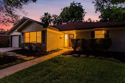Houston Single Family Home For Sale: 5406 Cheena Drive