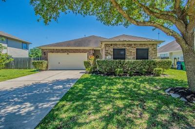 Alvin Single Family Home For Sale: 1424 Barras Street