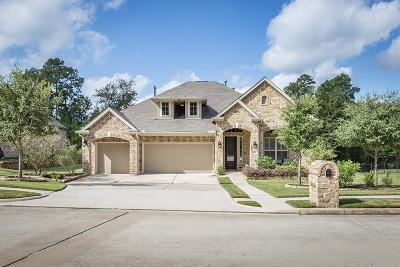 Conroe Single Family Home For Sale: 1645 Cafe Dumonde
