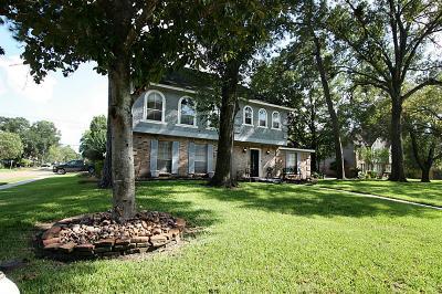 Houston Single Family Home For Sale: 1103 Maranon Lane