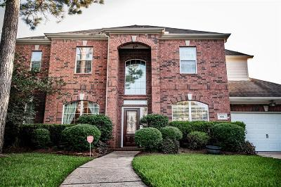 Friendswood Single Family Home For Sale: 806 Morning Dove Lane