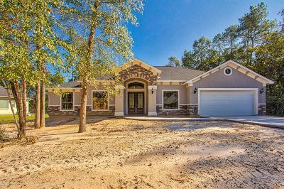 Single Family Home For Sale: 27656 Rio Blanco Drive