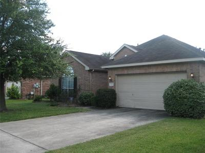 Deer Park Single Family Home For Sale: 2626 Salt Grass Trail