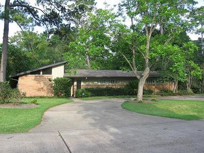 Hedwig Village Single Family Home For Sale: 702 Magdalene Drive