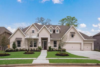 Fulshear Single Family Home For Sale: 30914 Spanish Moss Crossing
